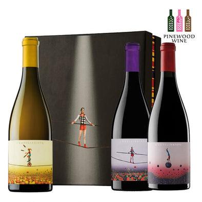 L'Equilibrista [Deluxe Wine Set] 3 X 750ml - Pinewood Wine