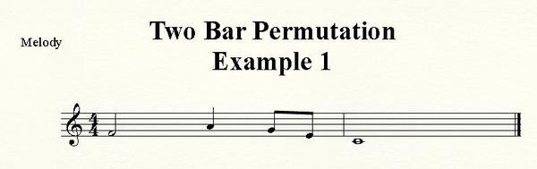Two Bar Permutation Ex 1