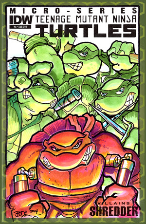 Bode Turtles Print