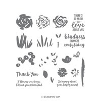 Abstract Impressions Photopolymer Stamp Set