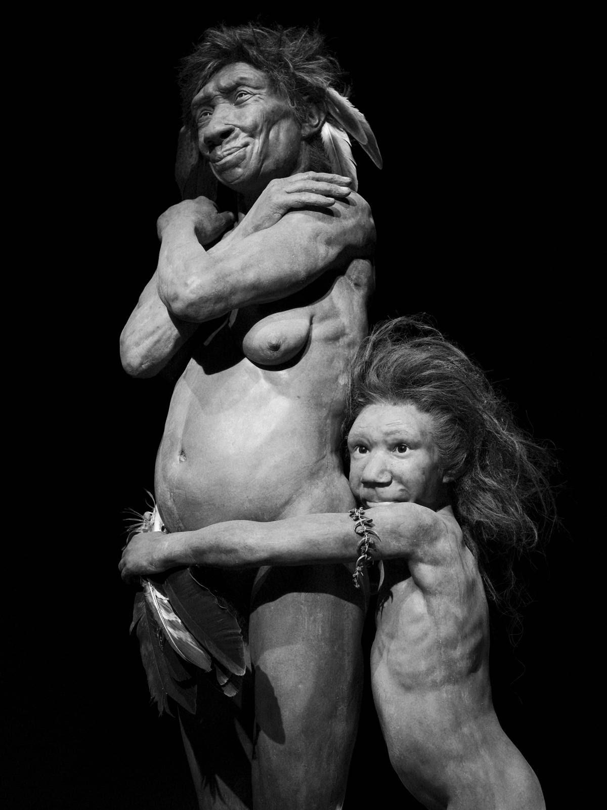 Neandertales, la extinción de los otros humanos