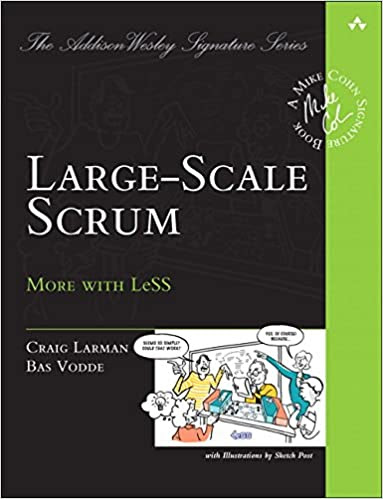 Large Scale Scrum Book
