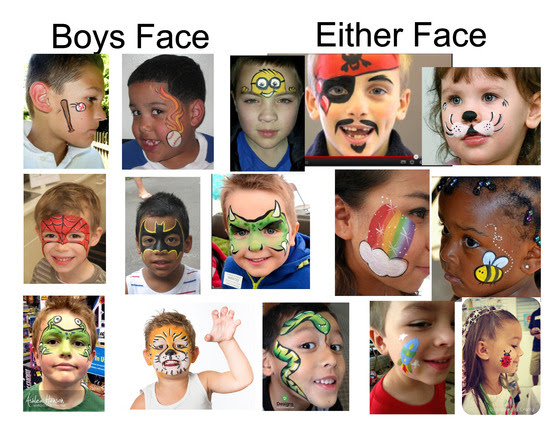 Dino Face Paint_001_002