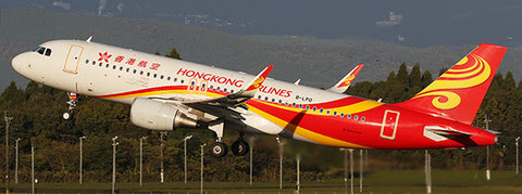 Airbus A320 Hong Kong Airlines B-LPO | is due: August 2019