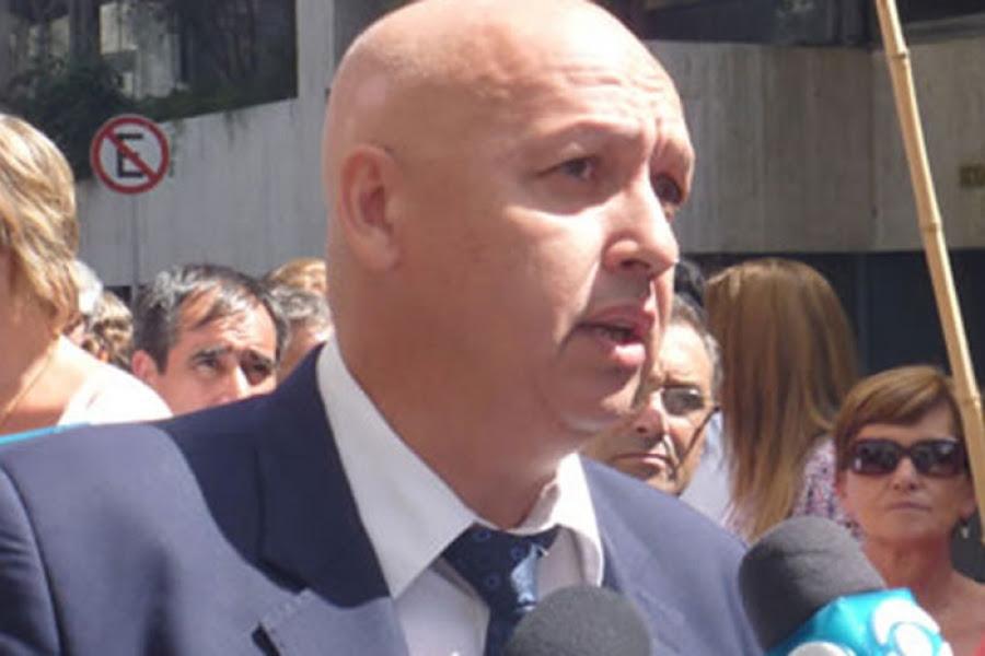 """Gabriel Olmos (MSCE): """"Paramos porque es muy difícil ir a una negociación salarial con oferta de 0% de aumento salarial"""""""