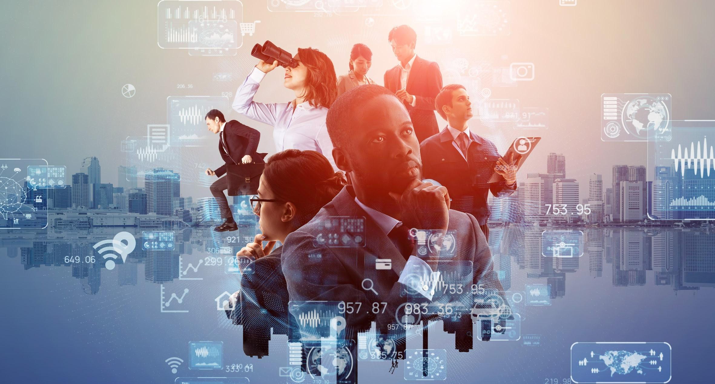 Digitalización del gobierno