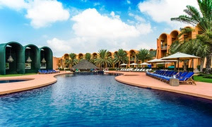 Pool, Beach and Overnight Stay