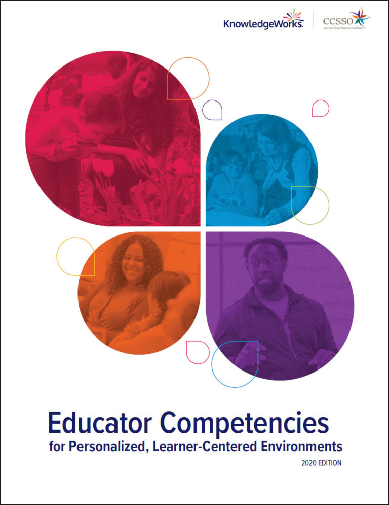 Educator Competencies for Personalized, Learner-Centered Environments