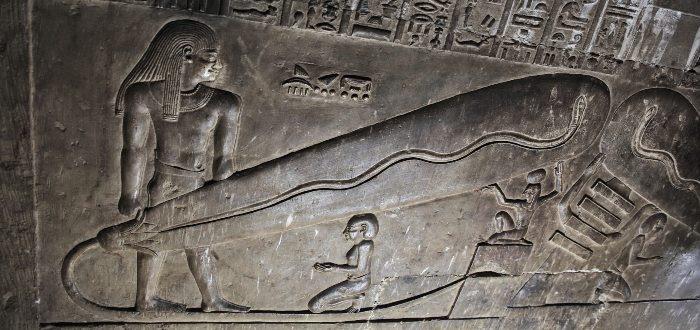 ¿Existía un sistema educativo en Egipto?
