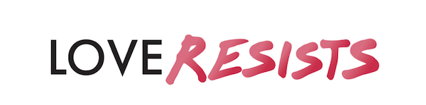 Love Resists banner