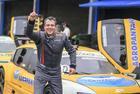 Claudio Buschmann levou dois troféus neste domingo  (Luciano Santos/SigCom)