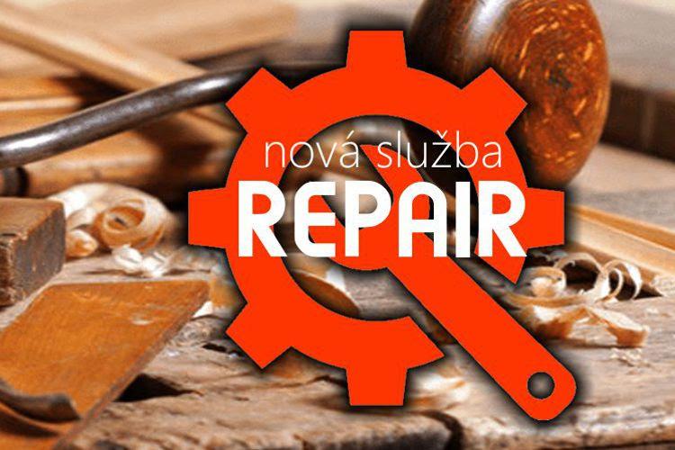 nová služba Repair