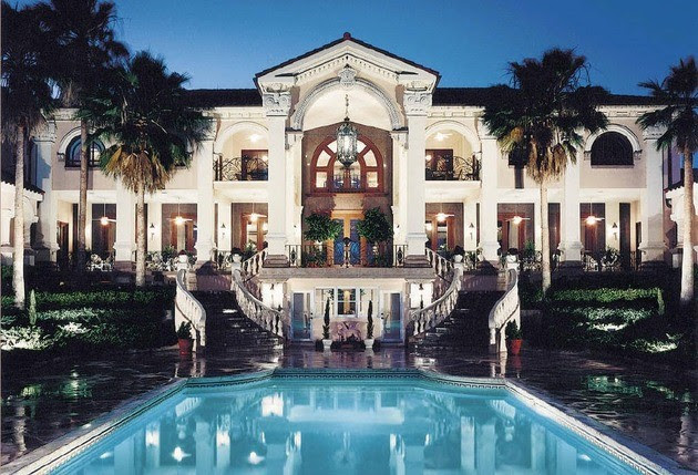Great Gatsby Mansion VIP Hospitality Concierge Services