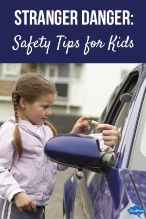 Stranger danger: How do you keep your children safe around unfamiliar people and places? Here's some important info on teaching kids about strangers!