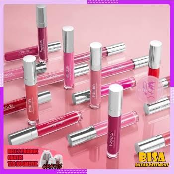 ( BIG PROMO ) ORIGINAL WARDAH Exclusive Matte Lip Cream Trend Terbaru Lipstik Matte murah Bagus Macam implora