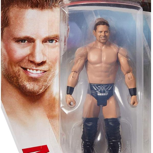 Image of WWE Basic Figure Series 102 - The Miz