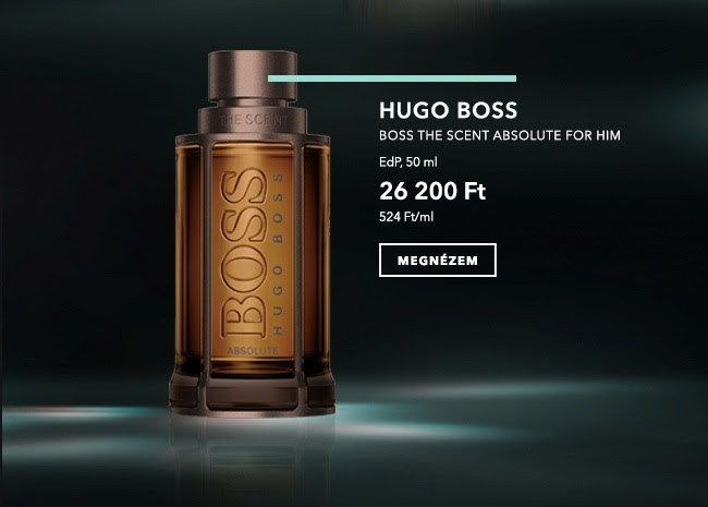 Designer Weeks – Boss The Scent Absolute For Him