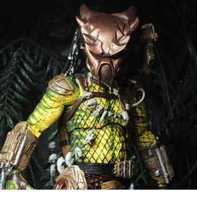 Predator Ultimate Elder Predator (The Golden Angel) Figure