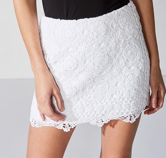 The Bailey 44 Sesame Skirt