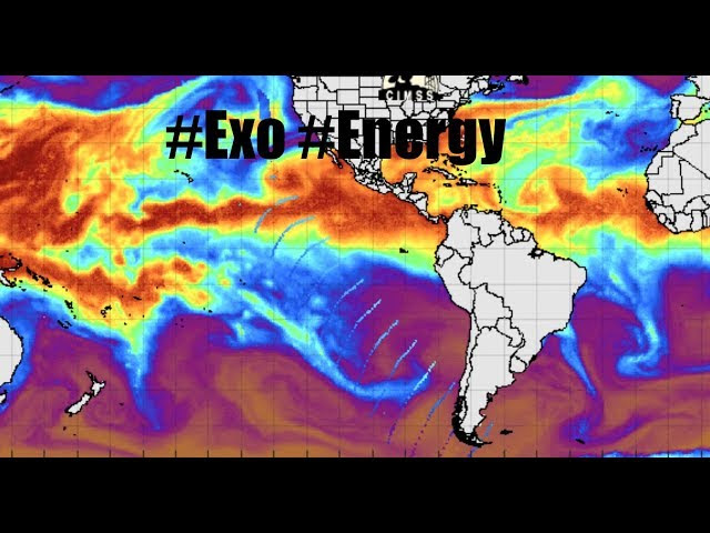 NEW | Huge Atmospheric Pulse followed by Giant Ocean Waves/South America!  Sddefault