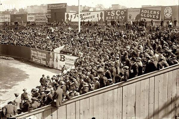 Giải đấu World Series năm 1912,bức ảnh lịch sử,khoảnh khắc lịch sử