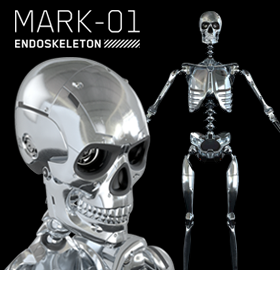MARK I ENDOSKELETON