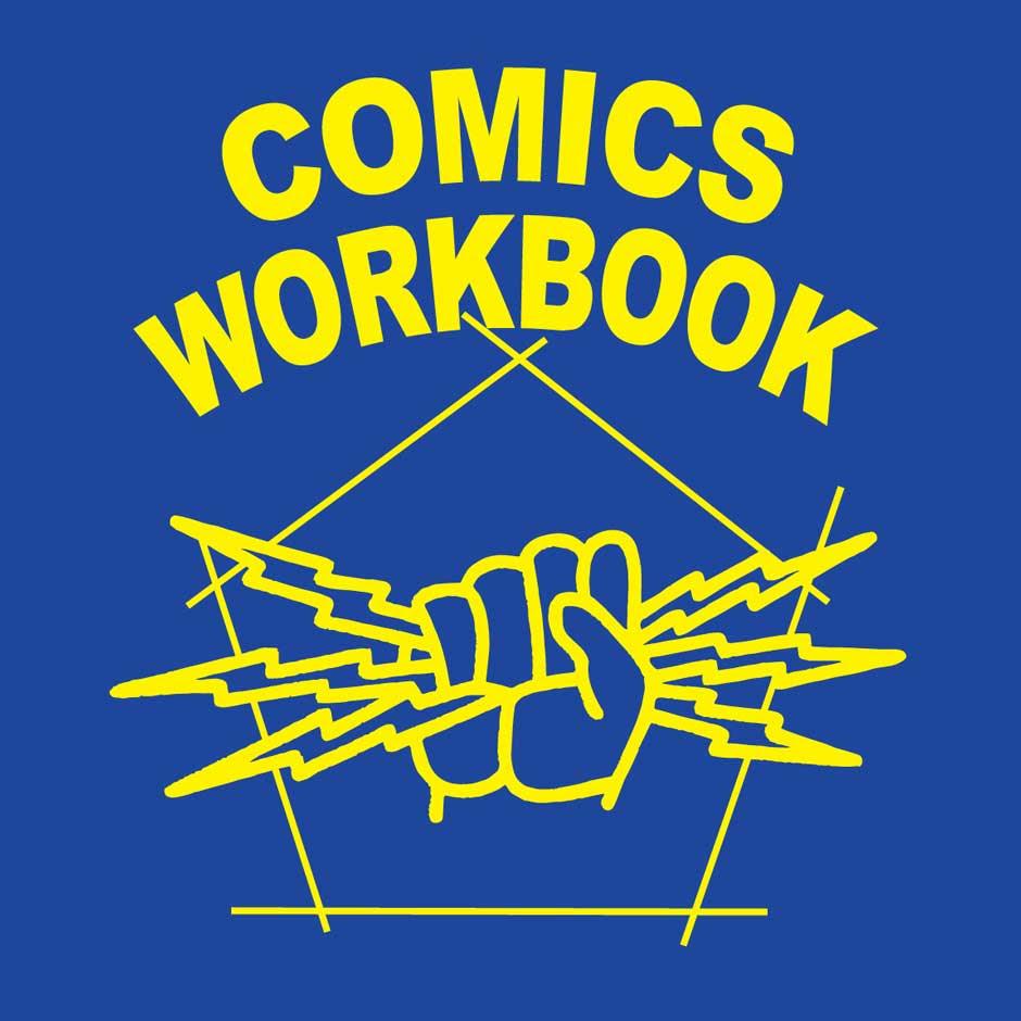 Comics Workbook Logo