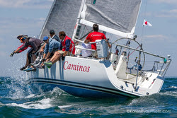 J/109 CAMINOS win Block Island and J/109 NA's