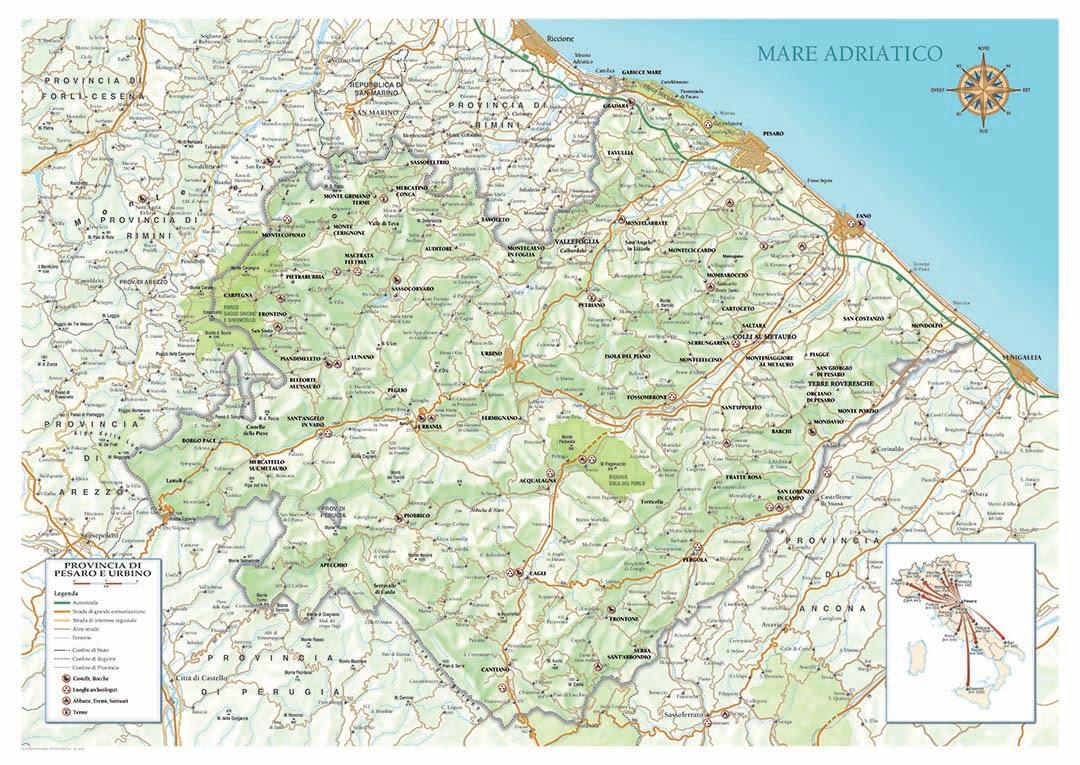 mappa-provincie