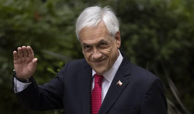 Piñera fechou venda de mina chilena nas Ilhas Virgens Britânicas