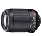 Nikon 55-200mm f/4-5.6G AF-S VR DX Telephoto Zoom Lens for Nikon Digital SLR Camera