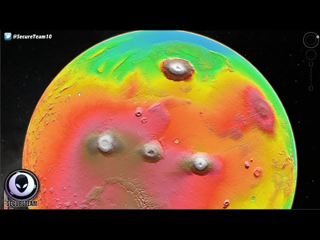 HUGE Artificial Formation On Mars? 4/7/17  Sddefault