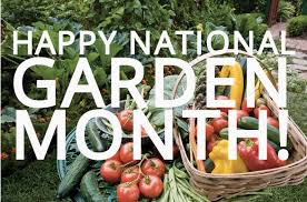 Image result for National Garden Month