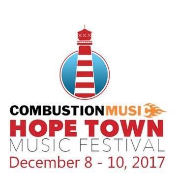 Hope Town music festival, combustion music