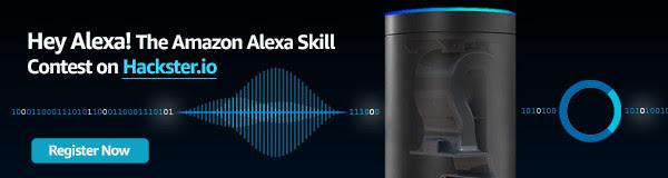 Hey Alexa! The Amazon Alexa Contest on Hackster.io