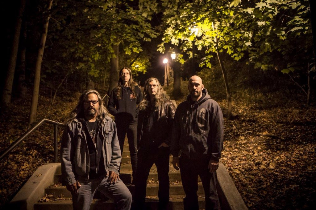 GORGUTS band picture