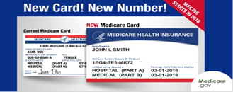 New Medicare Card Mailing Completed