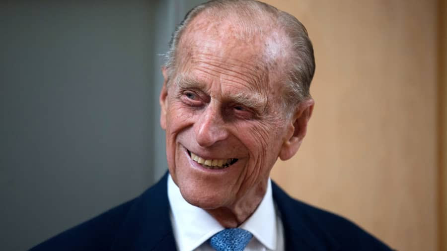 Prince Philip, of Britain, and husband of Queen Elizabeth, has just died – he was 99 years old