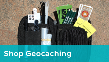 Shop Geocaching