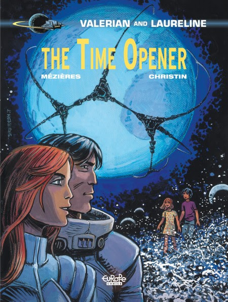 VALERIAN V21: THE TIME OPENER