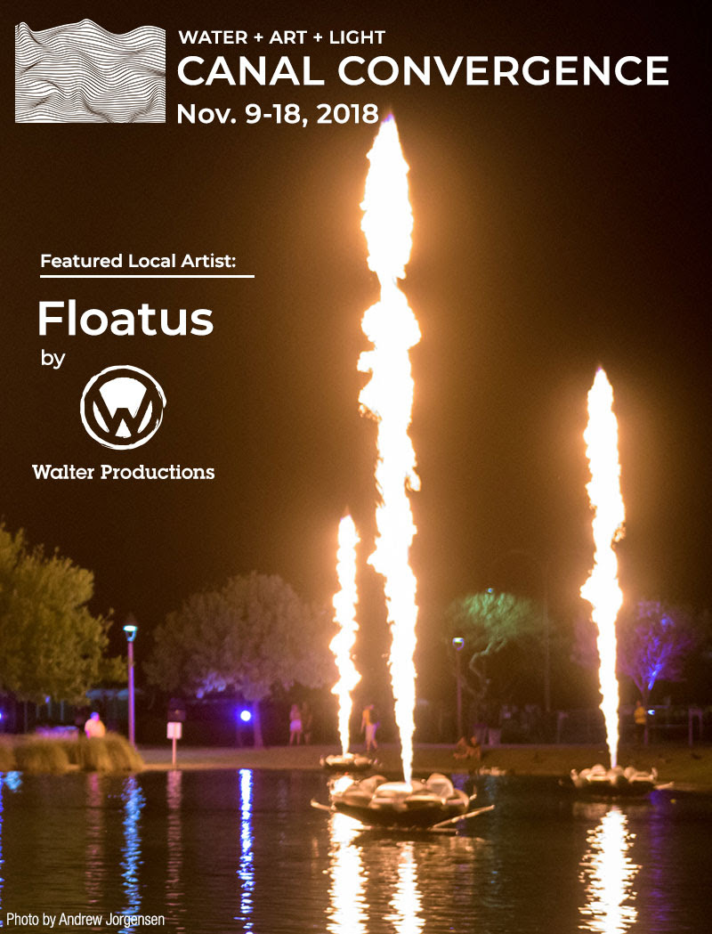 Canal Convergence | Floatus by Walter Productions