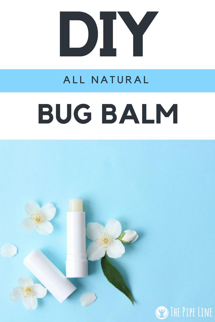 DIY Bug Balm