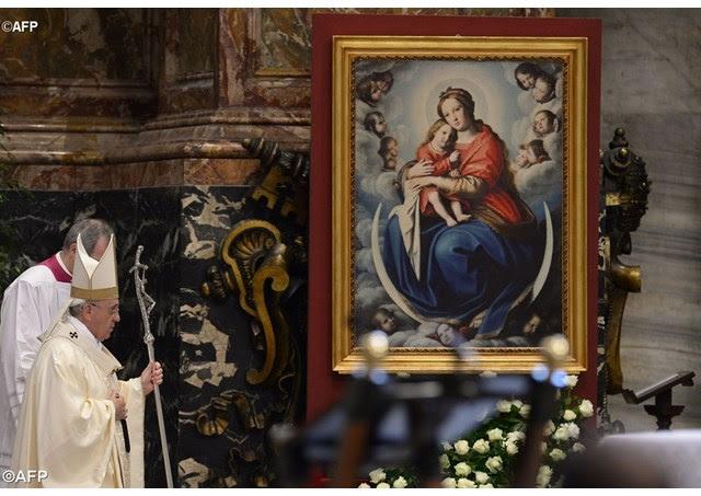 Papa Francisco: Lo qué es y lo que debe ser Cáritas