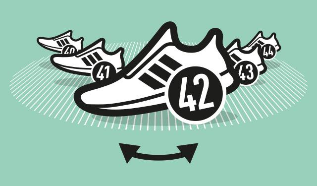 Adidas : vous pouvez désormais échanger vos achats 1