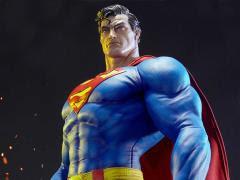 BATMAN: HUSH MUSEUM MASTERLINE SUPERMAN STATUE