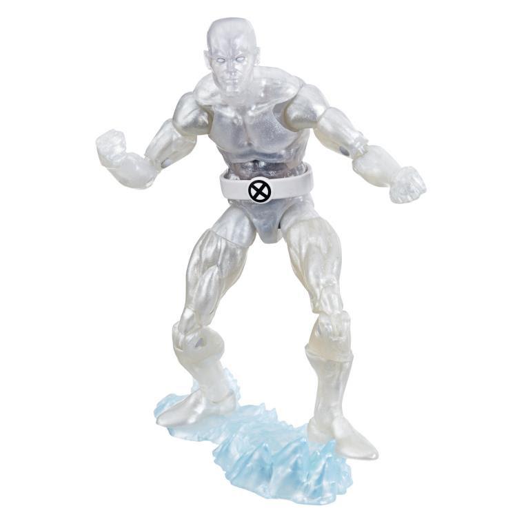 Image of X-Men Retro Marvel Legends 6-Inch Action Figures- Iceman - AUGUST 2019