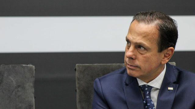 Doria cobra a China para a liberação de insumos para a Coronavac