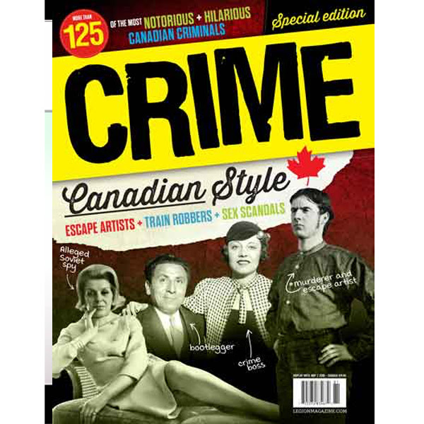 Crime Canadian Style