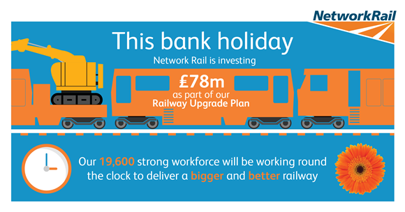 Passengers urged to check before they travel ahead of bumper changes to services this May