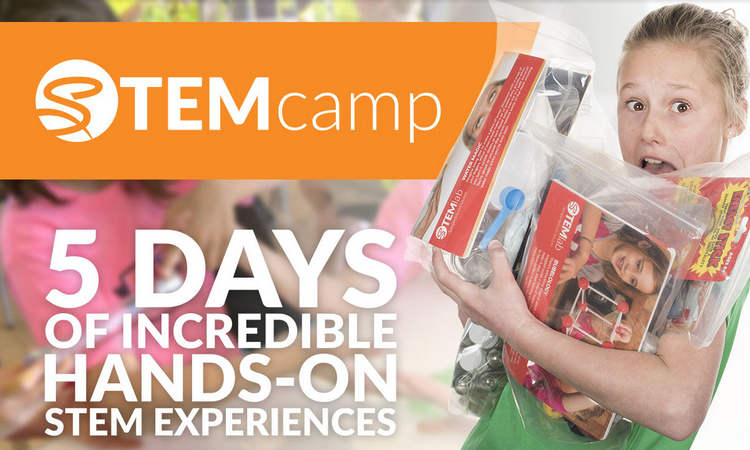 STEM Camp for Summer Learning!